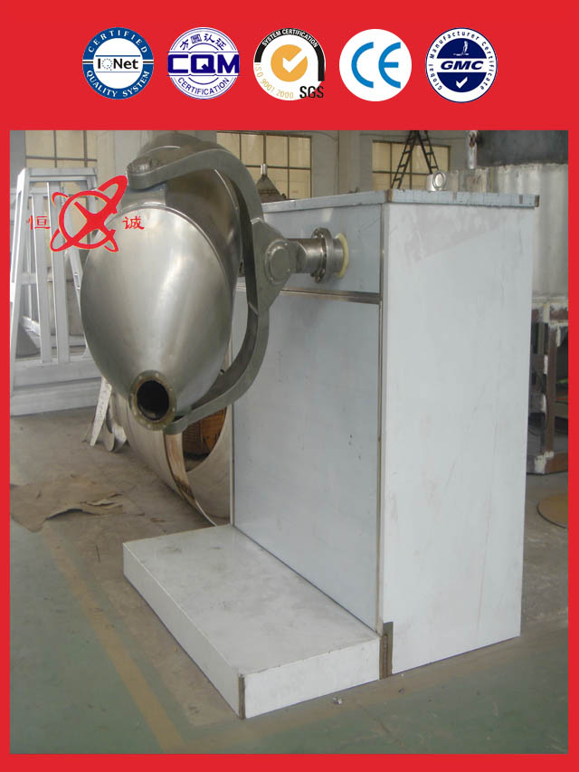 Three Dimensional Mixer Equipment of sale