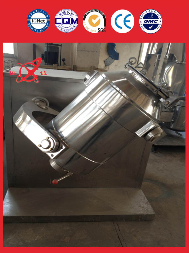 Wholesale Three Dimensional Mixer Equipment