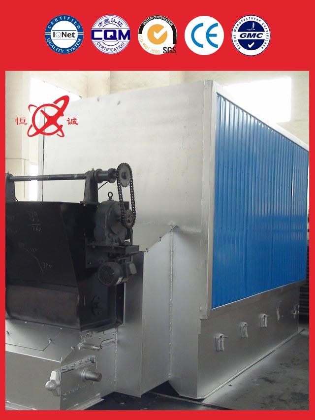 Coal Fired Hot Air Furnace Equipment system